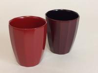 秋田川連塗り 寿次郎のカップとお盆を紹介します♪ - 秋田 蕗だより
