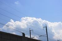 入道雲。 - 青い海と空を追いかけて。