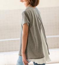 チュニックとサヨナラできない50代のファッション( ´͈ ᗨ `͈ ) - サロン・ド・ブロッサム(パーソナルカラー診断&骨格スタイル分析、ファッションセラピーin広島)