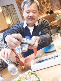 歡迎 攝影師相原老師!  4月14日(金) 6011 - from our Diary. MASH  「写真は楽しく!」