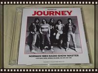 JOURNEY / NORMAN 1983 RADIO SHOW MASTER - 無駄遣いな日々