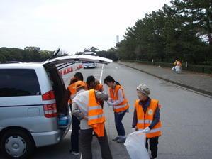 第31回目の海岸清掃を実施 - ボランティアサークル・ちばピース通信