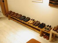 荒井氏のローファーに対する熱意 - Shoe Care & Shoe Order Room FANS.「M.Mowbray Shop」