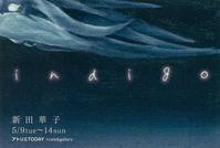 新田華子展開催2017/5/9〜5/14 - アトリエTODAYのブログ