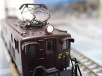 大量の機関車前照灯色変え その6 EF13 - 新湘南電鐵 横濱工廠2