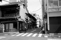 街角(その2) - そぞろ歩きの記憶