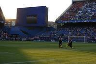 Aマドリー対レスター(於:Madrid) - MutsuFotografia blog