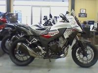 400X(その2) - マーチとバイク