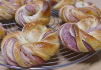桜&波 - ~あこパン日記~さあパンを焼きましょう