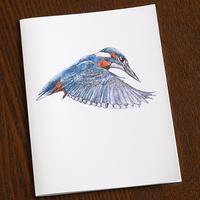 新カード入荷!カワセミ、カヤネズミ、キツネ - ブルーベルの森-ブログ-英国カントリーサイドのライフスタイルをつたえる