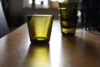 iittala kartio -21cl olive - buckの気ままなblog。