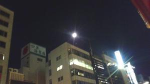 朧月夜。春ですね。 - 日本橋のヘアサロン艶出専科本店ブログ