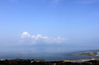 有明海&雲仙普賢岳。 - 青い海と空を追いかけて。