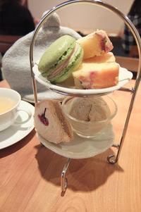 お茶とお菓子 まやんち @ 蒲田 - REIKO'S LIFE