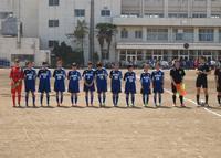 県女子ユース(U-15)サッカー選手権大会予選リーグ Bブロック 2日目 - 横浜ウインズ U15・レディース