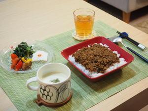 スパイスカフェのレシピで☆ドライカレー - THIS LIFE