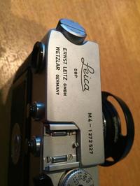 Leica M4 - Digital あなろぐ生活