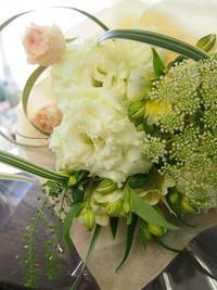 多彩なお料理とお酒を楽しむオトナのお誕生会 - ルーシュの花仕事
