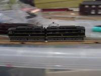 マイクロEH10-1とEH10-4の1.5M化改造 - 新湘南電鐵 横濱工廠2