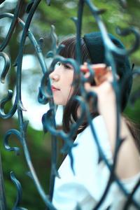 夏目樹里 撮影会 ~Photoclub GH~  安城デンパーク 秘密の花園 - 笑顔が一番