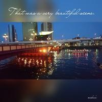 ②「吾妻橋とスカイツリー」吾妻橋周辺 2017.4.13 - わたしの写真箱 ..:*:・'°☆