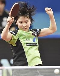 中国の卓球界に激震走る、異次元の強さを纏った新生平野美宇17歳、進撃中! - Would-be ちょい不良親父の世迷言