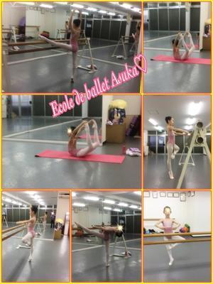 初プライベートレッスン(???)? - 京都 エコール.ドゥ.バレエ.アスカ ♪       Ecole de ballet Asuka 公式ブログ