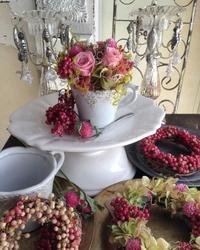 昼下がりの妄想 - 花あるくらしをデザインする 花色空間Vertu