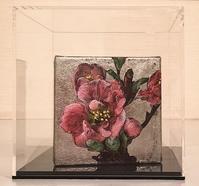 日本画家の伊東正次先生の個展へ - 書家KORINの墨遊びな日々ー書いたり描いたり