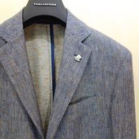 TAGLIATORE(タリアトーレ)ネップデニムシャツジャケット(SAHARA・サハラ) - 下町の洋服店 krunchの日記