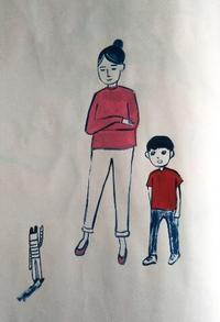 吉祥寺だけが住みたい街ですか? - たなかきょおこ-旅する絵描きの絵日記/Kyoko Tanaka Illustrated Diary