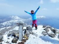 2017年4月14日(金)恵庭岳✨お気に入りの写真 - 山登リィタ。