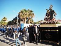 聖金曜日はパスクワ(復活祭)の大行進!@ トラーパニ ~La processione dei Misteri - La Tavola Siciliana  ~美味しい&幸せなシチリアの食卓~