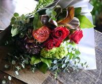 50歳のお誕生日に。男性用。2017/04/16。 - 札幌 花屋 meLL flowers
