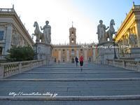 """""""カンピドーリョの藤の咲き具合 と、町中のニセアカシア♪"""" ~ Wisteria:Campidoglio ~ - ROMA ~ 世界遺産の街 ・ローマ  ふぉとぶろぐ ~"""