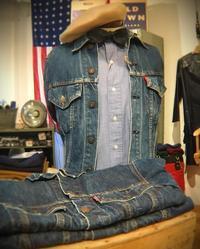 期間限定セール Vintage LEVIS 70505 - DIGUPPER BLOG