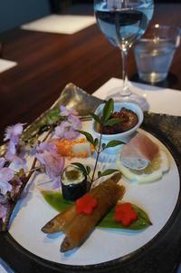 日本料理 GEN 玄 での夕食  - mayumin blog 2