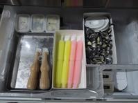 最近の冷凍庫 & 乾燥しょうが - park house note*