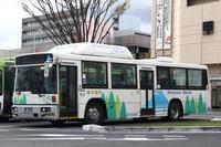 (2017.4) 富士急山梨バス・F8562 - バスを求めて…