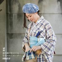 今年の夏は播州織の浴衣でお出かけ - じばさんele