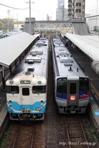徳島駅で駅撮り - kaz-y1 photo blog