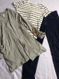 パンツとシャツが日常着 - めいの日々是好日