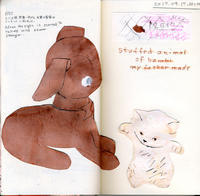 daily drawng 2017.04.17 - yuki kitazumi  blog