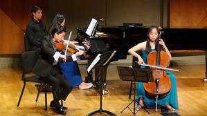 アカデミーリサイタルでバイオリン演奏 - Rayのピアノ&バイオリン