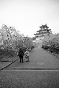 天守への道2 - Life with Leica