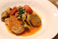 鶏のトマト煮 - おいしい便り