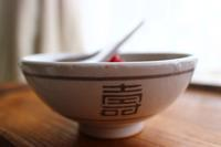 自家製杏仁豆腐 - 満足満腹  お茶とごはん