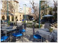 ネガレスタン庭園美術館カフェとショップ***お正月散歩 - テヘランのアルバム