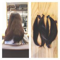 ヘアドネーションにご協力頂いたO様! - 東京都荒川区にある尾久駅前の美容室 WEST HAIR DESIGNのブログ