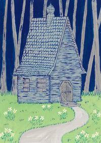 模様替え - たなかきょおこ-旅する絵描きの絵日記/Kyoko Tanaka Illustrated Diary